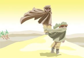 Arabian days by greensprout