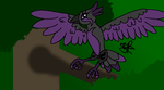 Raven Heart Raven example by shadowolf1004