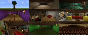 The Crinions Base....Minecraft! by BillyBCreationz