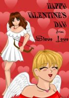 Slave Love Valentine's '10 by Rabbit-of-the-Moon