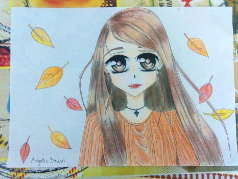 Autumn leaves by AngelicBrush