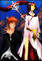 BLEACH: Fade to Black by nejean