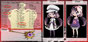 Wand-Academy: Mrs. Thea Heartbuckle's Application by Balance-Song