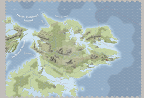 Boardgame map For a Project by Natan69