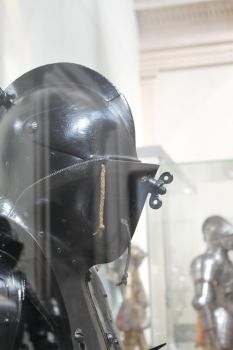 Jousting Armor 2 Helm by oldsoulmasquer