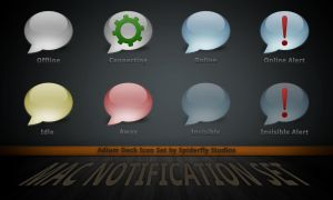 Mac Notification Set for Adium by kahil