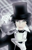 Magic Teacup by kngzero