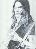 David Gilmour by PinkFloydPlus