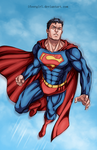 Superman by iFeerGirl