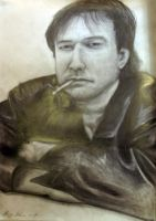 Bill Hicks by HenryGQJ