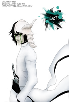 Ulquiorra color by entropic-insanity