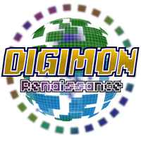 Digimon Renaissance [Logo] by StarXrossed