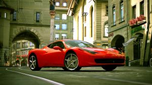 Ferrari 458 Italia - Bern by MercilessOne