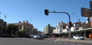King St Newtown by prudentia