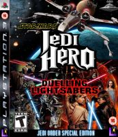 Jedi Hero Playstation 3 Game Concept by DogHollywood