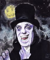 London After Midnight - Lon Chaney by smjblessing