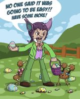 HPM: The Easter Hare Is Here by Dr-Reggie