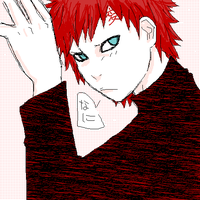 Gaara says nani by Meash