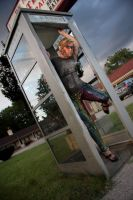 Phone Booth 2 by hallopino