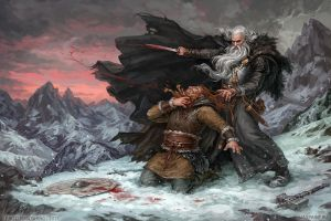 Sacrifice by KateMaxpaint