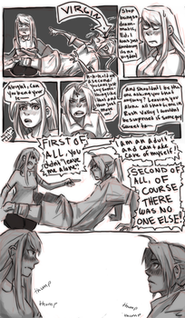 FMA Omake: It's Been a While ch2 p22 by roolph