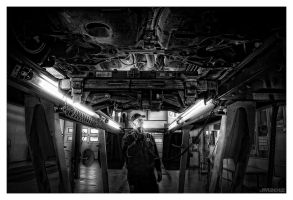 the Inspection by wchild