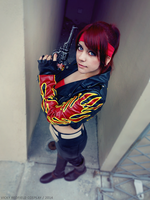 Claire Redfield by VickyxRedfield