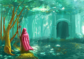 Wanderer's Path by TheCongressman1