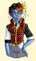 Freaky Fused: Holson by TristaStrange01
