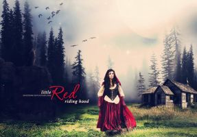 Little Red Riding Hood by Piccadillyxo