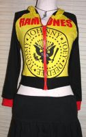 ramones hoodie by smarmy-clothes