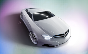 Mercedes-Benz 2012 concept top by AS001