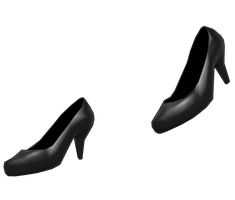 MMD Heels Download by MMDYuuki