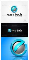Easy Tech logo by nasirktk
