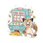 Meowth by HokutoFighter