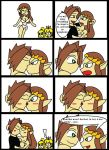 Gaming Transformation Comic 17 by LuckyBucket46