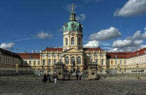 Berlin - Castle Charlottenburg by pingallery