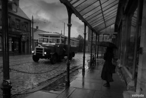 Just Another Rainy Day by Estruda