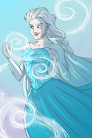 Elsa-SS by TheLuteces