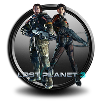 Lost Planet 3 icon by s7 by SidySeven