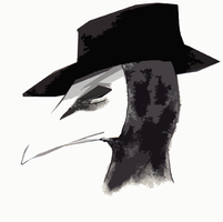 Plague Doctor by Chazzy-Char