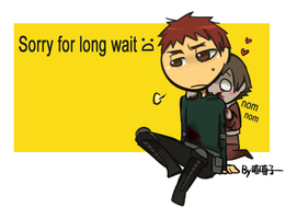 Sorry for long wait D: by aulauly7