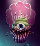 Monster Cupcake by fubango