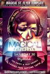 PSD Magical S. Flyer Vol.2 by retinathemes
