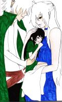 Lovely Family by Melancholy-Meloy