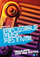 Impossible Music Festival 4 by dirtycreature