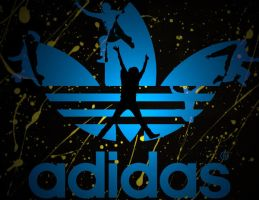 Adidas in the Spot Light by RisingUp