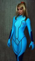 Zero suit samus '11 ::part 1:: by MrCentauri