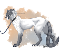 Insurgent - Halter Entry by InstantCoyote