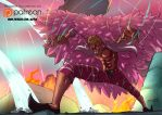 DoFlamingo Poster  Patreon October Reward No.2 by JazylH